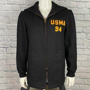 VINTAGE 60s/70s USMA Cadet Wool Coat